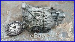 Audi A4 B7 2004-2008 2.0 Tdi Bre Automatic Gearbox Transmission Code Gyj #gx1