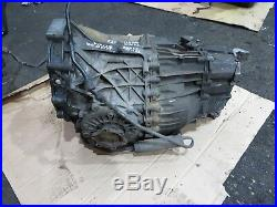 Audi A4 B7 2006 7 Speed Automatic Gyj Gearbox Spares / Repairs