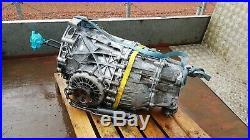 Audi A4 B7 2.0 TFSI multitronic CVT automatic gearbox auto HHD