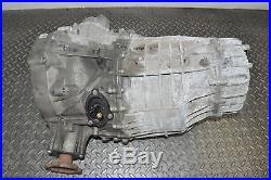 Audi A4 B8 2.0 Tdi 2010 Rhd Automatic Gearbox Transmission Lla