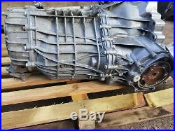 Audi A4 B8 2.0 Tdi Diesel 6 Speed Automatic Gearbox Code Lla Spares Or Repair