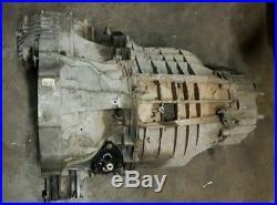 Audi A4 B8 8k 09-12 A5 8t 2.0 Tdi Cr Auto Automatic Multitronic Gearbox Lla