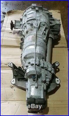 Audi A4 B8 A5 8t 3.0 Tdi Quattro Automatic Gearbox Lmk