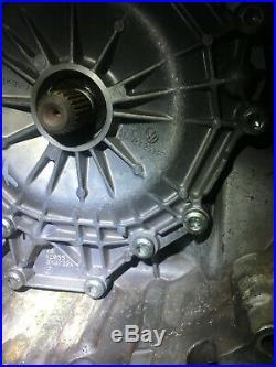 Audi A4 CVT automatic gearbox 01J323259F
