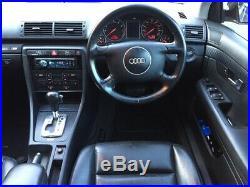 Audi A4 Quattro 3.0 Petrol 220bhp Automat Gearbox