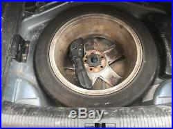 Audi A4 diesel saloon 4dr 1.9 tdi sport (54) automatic. (Gear box fault)