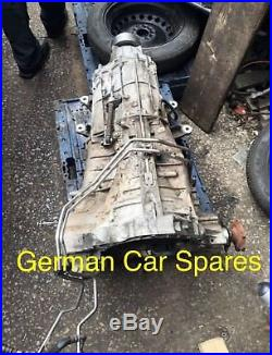 Audi A5 3.0 Tdi S Line Quattro 7 Speed Automatic S Tronic Msc Gearbox Breaking