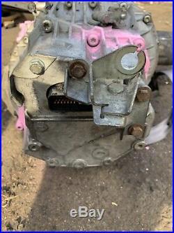 Audi A6 1.9 Tdi 2003 Code FWL Automatic Gearbox 6 Speed