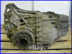 Audi A6 4f C6 2,0 Td Automatic Gearbox Ktd 43/9 Multitronic Transmission Cvt