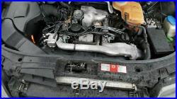 Audi A6 Allroad 2.5 tdi gearbox EYJ automatic