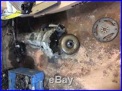 Audi A6 Allroad Auto Automatic Gearbox satnav sat nav breaking
