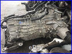 Audi A6 Avant Tdi Se 2012 2.0 Tdi Cvt 8 Speed Automatic Gearbox 175 Bhp