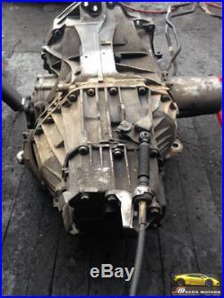 Audi A6 C5 1.9 Tdi Multitronic Automatic Transmission Gearbox Code Ghq