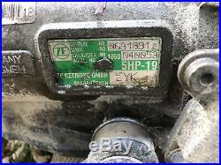 Audi A6 C5 + allroad bi-turbo 2.7 Auto automatic gearbox Transmission EYK