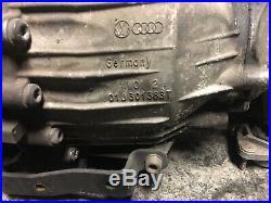Audi A6 C6 2.0 Tdi Ktd Multitronic Automatic Gearbox 01j301383t