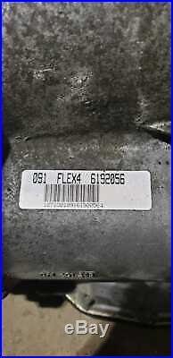 Audi A6 C6 2.7 3.0 Tdi Diesel 6 Speed Automatic Gearbox Code Hst
