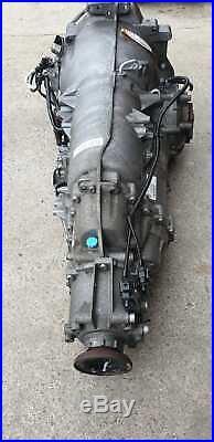 Audi A6 C6 2.7 Tdi Diesel Automatic Gearbox Transmission Hnn Kgw Zfs241092