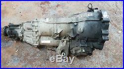 Audi A6 C6 2.7 Tdi Quattro 2004-08 Automatic Transmission 6 Speed Gearbox Hxm