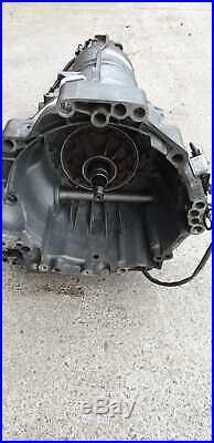 Audi A6 C6 3.0 Tdi Quattro Automatic Gearbox Transmission Code Kgx