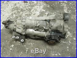 Audi A6 C6 3.2 FSi 6 Speed Automatic Quattro Gearbox Type Code HAV