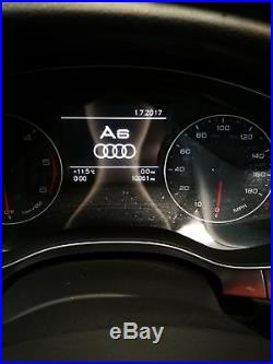 Audi A6 C7 2.0 Tdi Automatic Gearbox Rlb Mileage 10061