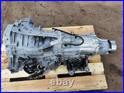 Audi A6 C7 3.0 Tdi Diesel Complete Automatic Gearbox Npb