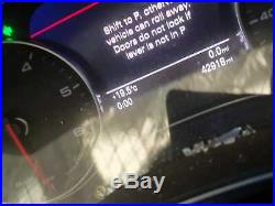 Audi A6 C7 A7 4g8 3.0 Tdi Automatic Multitronic Gearbox Rla 42918 Mileage