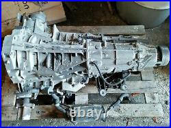 Audi A6 C7 A7 4g 3.0 Tdi Quattro 8 Speed Automatic Tiptronic Gearbox Lwv