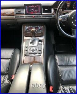 Audi A8 3.0 Tdi Quattro Sallon Automatic Gearbox Diesel 2005 Year