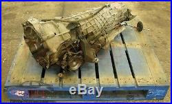 Audi A8 D2 5 Speed ZF Automatic Quattro Gearbox Type DTD