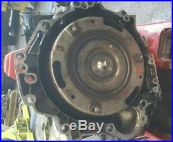 Audi A8 D3 3.0 Tdi 02-10 Quattro Automatic Gearbox. 1071401059 # (6)