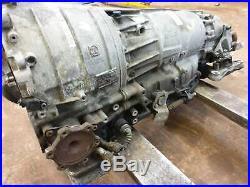 Audi A8 D3 4.2 Petrol V8 Quattro 6 Speed Automatic Gearbox Code 6hp26a-61 Gnu