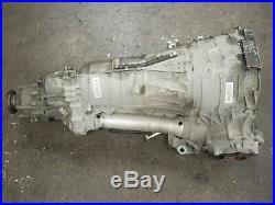 Audi A8 D3 4.2 ZF Automatic Gearbox Type GNU No Gearbox ECU