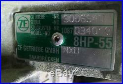 Audi A8 D4 4h Quattro 3.0 Tdi Automatic Gearbox Nxu