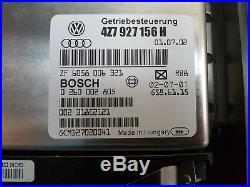 Audi Allroad 2.5 TDi Quattro A6 AUTOMATIC GEARBOX ECU 4Z7927156H BOX