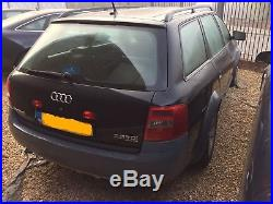 Audi Allroad 2.5 tdi automatic gearbox EYJ code. Breaking rest of car