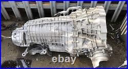 Audi Q5 80A FY 2.0 Tdi 7 Speed Semi Automatic Gearbox TCE Code DET