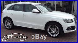 Audi Q5 Quattro 08-12 2.0 Tdi 7 Speed S Tronic Automatic Auto Gearbox Warranty