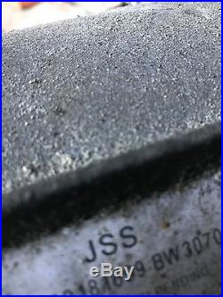 Audi Q7 3.0 Automatic Gearbox Jss Code 2008
