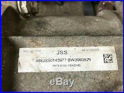 Audi Q7 3.0 Tdi 07-09 Automatic Gearbox Transfer Box Jss Jmm 0aq341010e
