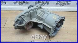 Audi Q7 3.0 Tdi Engine Bug Automatic Gearbox Transfer Box Jss / 0aq341010e 06-10