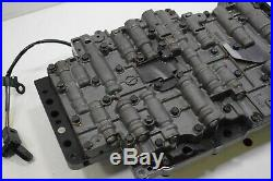 Audi Q7 4L Automatic Transmission Gearbox Valve Body With Solenoid 09D325039C