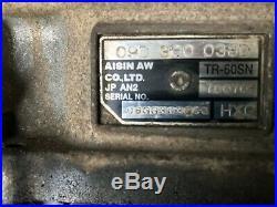 Audi Q7 4l 3.0 Tdi V6 Automatic Gearbox Hxg 09d300038d Transmission