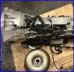 Audi Q7 Gearbox Nac 3.0 Tdi 8 Speed Automatic Gearbox Transmission Crca