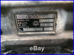 Audi Q7 Quattro Gearbox Transmission 6 Speed Automatic Kmb 3.0 Tdi 2008 Cas
