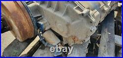 Audi Q7 TDI Quattro 2006 3.0 diesel 6 speed automatic gearbox gear box