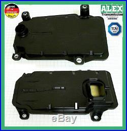Audi Q7, VW Touareg, Porsche Cayenne filter oil set automatic gearbox 8speed