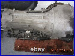 Audi Q7 automatic gearbox spares or repair