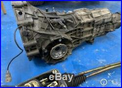 Audi S4 B5 O1e Gearbox Transmission 83k 6 Speed Gear Selector Shifter