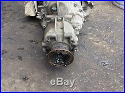 Audi S4 B7 4.2 V8 Quattro Automatic Gearbox Hnl-jtr Low Mile Good Working Order